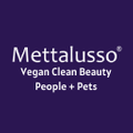 Mettalusso Love + Luxury Logo