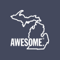 Michigan Awesome Logo