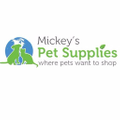 Mickey's Pet Supplies Logo