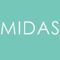 Midas Shoes Logo