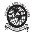 Midwest Appliance Parts Logo