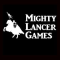 Mighty Lancer Games Logo