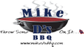 Mike D's BBQ Logo