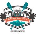 Mild to Wild Rafting & Jeep Tours Logo