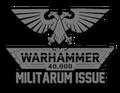 Militarum Issue Logo