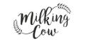 milkingcowsg.com Logo