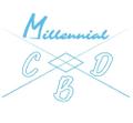 Millennial Cbd Logo