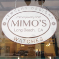 Mimo's jewelry and watches logo