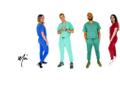 Mim Scrubs - Millennials In Medicine Logo