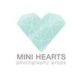 Mini Hearts Photography Props Logo