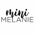 Mini Melanie | Chocolate Truffles + Cakes Logo