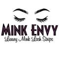 Mink Envy Lashes logo