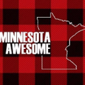 Minnesota Awesome Logo