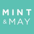 Mint and May UK Logo