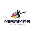 MIRAMAR PAINT CENTER Logo
