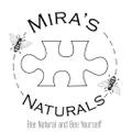 Mira's Naturals Logo