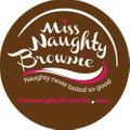 Miss Naughty Brownie logo