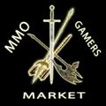 MMO Gamer's Market Logo