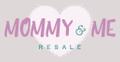 Mommy & Me Resale USA Logo