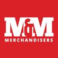 M&M Merchandisers Logo