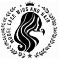 Model Lace Wigs and Hair Logo