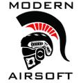 Modern Airsoft Oceanside Logo