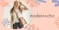 modern+chic Logo