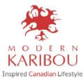 Modern Karibou Logo