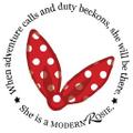 Modern Rosie Logo