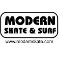 Modern Skate & Surf Logo