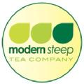 Modern Steep Tea Company Logo