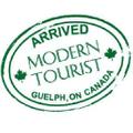 Modern Tourist Logo