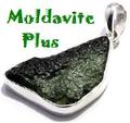 Moldavite Plus logo