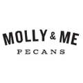 Molly and Me Pecans Logo