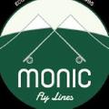Monic Fly Lines Logo