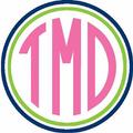 The Monogram Divas logo