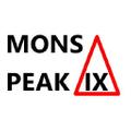 Mons Peak IX USA Logo