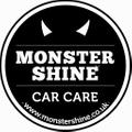 Monstershine Car  Care Logo