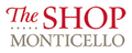 Monticello Shop Logo