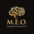 Mood Essential Oils UK Logo