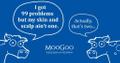 MooGoo Skin Care UK Logo