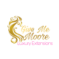 Give Me Moore Luxury Extensions Logo
