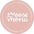 Moose&Mona logo