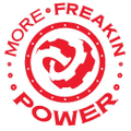 More Freaking Power Logo