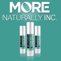 More Hair Naturally Logo