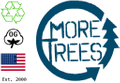 More Trees Clothing Logo