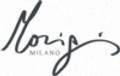 MorigiMilano Logo
