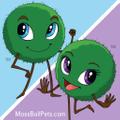 Moss Ball Pets™ logo