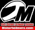 Motorhelmets Logo