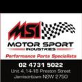 Motorsport Industries Australia Logo